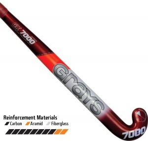 Grays Gx 7000 Jumbow Composite Field Hockey stick